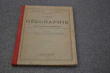 COURS DE GEOGRAPHIE par  LEMONNIER/SCHRADER/DUBOIS - Hachette (H6)
