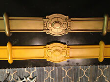 89 Keaton style belt to use with your superhero Batman costume and cowl YELLOW