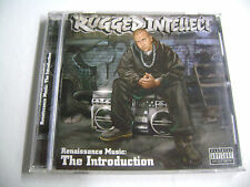 Rugged Intellect  - Renaissance Music: The Introduction [PA] (CD)