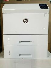 HP LASERJET ENTERPRISE M605N PRINTER WRNTY REFURB WITH EXTRA TRAY & NEW TONER