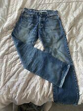 uomo jeans firmati GEORGIO Pantaloni tempo è denaro Yarmouth Pantaloni Peviani
