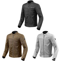 Rev'it! Eclipse Summer Vented Mesh Textile Motorcycle Bike Jacket | Rev it Revit