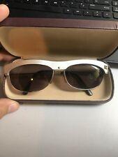 VINTAGE MTv Logo sunglasses with case (f2)