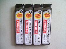 12 Packs Stabilo 24 Pencil Leads 2B 0.5mm Refills