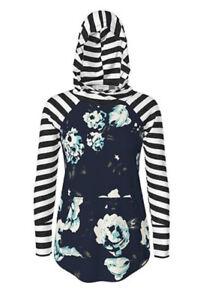 NWT LuLaRoe XL Amber Hoodie Sweatshirt - As Pictured