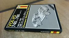 Volvo 740 and 760 (Petrol) 1982-89 Owners Workshop Manual, Minter