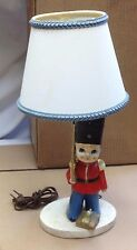 Toy Soldier Childs Lamp M1