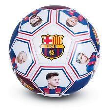 Barcelona Photo Signature Ball (Size 5)