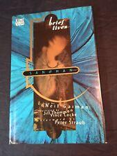 Neil Gaiman - The Sandman - Brief Lives Hc 1st Print