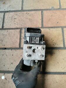 Opel Astra G Zafira A ABS-Block Hydraulikaggregat Bosch 90581417 0265216651