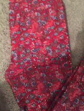 af0f7714eea66 LuLaRoe One Size Floral Leggings for Women for sale | eBay