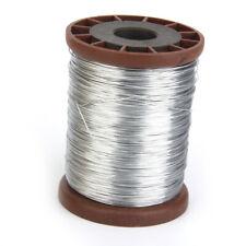 Filo di fondazione in ferro zincato da 0.55mm 500G per le telai di