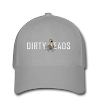 Unisex The Dirty Heads Logo Adjustable Fashion Cotton Hat Baseball Cap