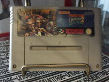 Jeu Super Nintendo NES : DONKEY KONG COUNTRY 2