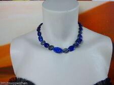 Echtschmuck-Halsketten & -Anhänger mit Lapis Lazuli und Tropfen für Damen