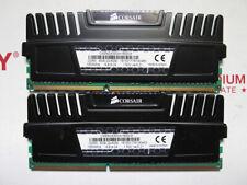 CORSAIR VENGEANCE 8GB KIT (2X 4GB) PC3-12800U DDR3-1600 MEMORY CMZ8GX3M2A1600C9