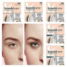 Loreal Bambi Eye Instant Eye Opening Mascara, You Choose, Buy More And Save
