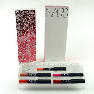 Nars Lip Pencil Coffret Digital World # 3855 - Yu, Iberico, Descanso, Cruella