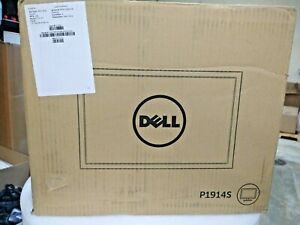 """Dell Professional P1914S 19"""" 1280x1024 5:4 LED Backlit IPS LCD Monitor"""