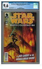 Star Wars: Knights of the Old Republic - War #1 (2012) Dark Horse CGC 9.6 EB310