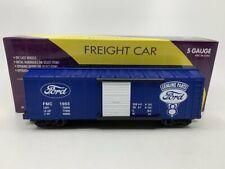 K-Line K511-001 S Scale FordBoxcar LN/Box