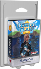 Crystal Clans: Shadow Clan Expansion Deck Plaid Hat Games BRAND NEW ABUGames