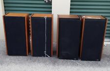 4 Satterberg MW-2 Subwoofers Speakers for Rogers LS3/5A
