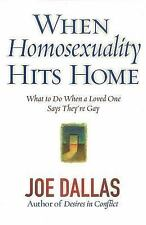 When Homosexuality Hits Home: What to Do When a Loved One Says They're Gay