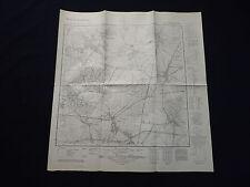 Landkarte Meßtischblatt 3645 Groß Beeren, Stahnsdorf, Ruhlsdorf, Sputendorf 1942