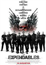 THE   EXPENDABLES       film    poster