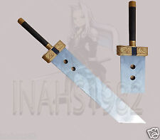 """Final Fantasy Cloud Buster Sword 42/"""" With Stand /& Sheath"""
