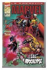 BD MARVEL FRANCE MAGAZINE  N° 28 DE 1999 TBE