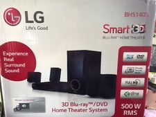 LG BH5140S / 3D Blu-Ray Home Theater System - 5.1Ch 500W - New Factory sealed