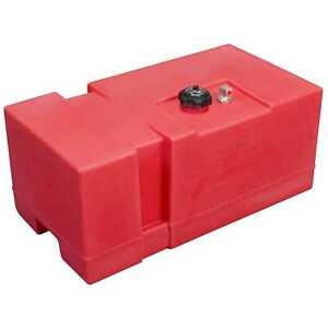 Moeller 031618 18 Gallon Topside Boat Fuel Tank Marine 31618