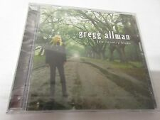 Gregg Allman - Low country blues CD NEU OVP
