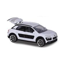 Citroen C4 Cactus White Majorette Premium Cars 2019 245C 1:64 3-inch Toy Car