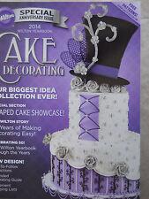 Wilton Yearbook 2014 Cake Decorating WYB2071