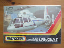 MAQUETTE 1/72 - MATCHBOX - Sud Aviation / Aerospatiale - SA 365 N Dauphin 2