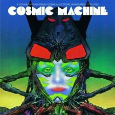 Cosmic Machine - A Voyage Through French Cosmic & And Electronic Avantg (NEW CD)