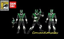 SDCC 2018 BANDAI POWER RANGERS LEGACY IN SPACE PSYCHO GREEN RANGER FIGURE