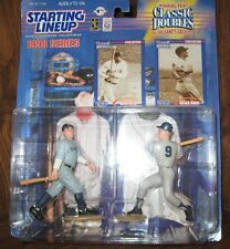 Babe Ruth--Roger Maris--New York Yankees--1998 Starting Lineup Classic Doubles