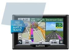 Garmin nüvi 67lmt (4x) crystalclear LCD Screen Guard protector de táctil