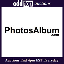 PhotosAlbum.com - Premium Domain Name For Sale, Dynadot