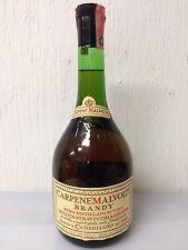 Carpene Malvolti Brandy Riserva Stravecchia 1,5 Litri 43% Vol Vintage Anni 80