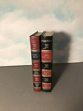 Great Expectations-Wuthering Heights- Chatham River Press-Leather Bound & Gilded