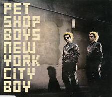 MAXI CD SINGLE 3T + VIDEO PET SHOP BOYS NEW YORK CITY BOY PART. 1 DE 1999