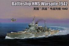 TRUMPETER MODEL KIT TRU05325  1:350 - HMS Warspite Battleship