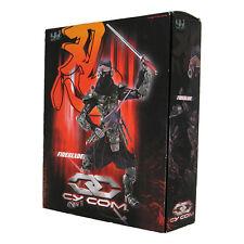 """*New* BBi 12"""" 1/6 Cy Com FireBlade Ninja Action Figure *Rare* *US Seller*"""