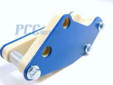 BLUE CHAIN GUARD GUIDE HONDA XR50 CRF50 SDG SSR70 107 110 125 PIT BIKE V CG02