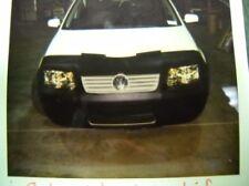 Lebra Front End Mask Cover Bra Fits 1999-2005 VW Jetta W/O park lights in bumper